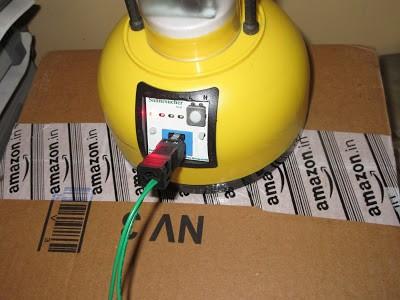 Solar LED Light ,20000mah Li-ion battery , 24V solar panel with MPPT charge Controller 18