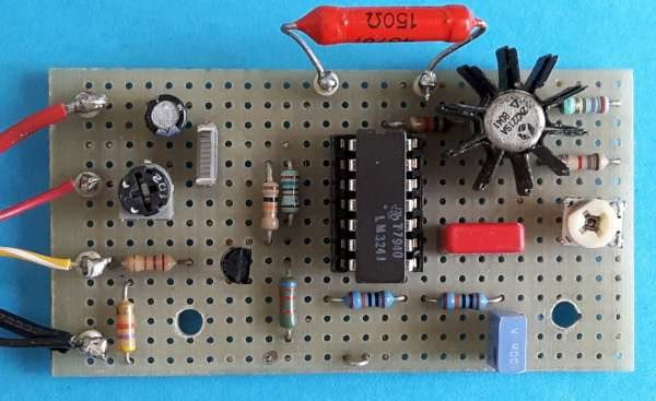 4-20 mA current output for Arduino Uno