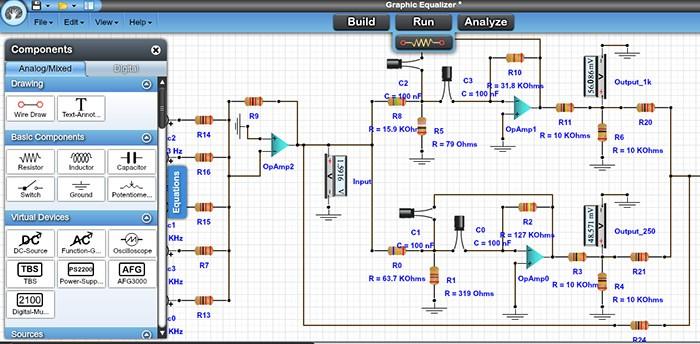 Los mejores simuladores de circuitos online info taringa for Simulador cocinas online gratis