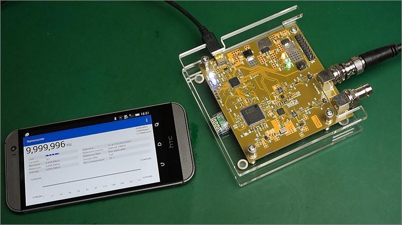 GPS Disciplined Oscillator review and teardown 20