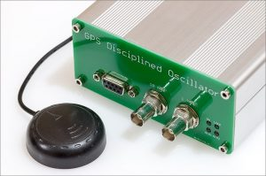 GPS Disciplined Oscillator review and teardown