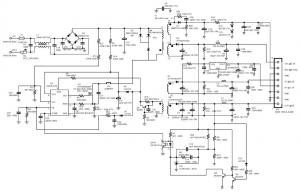 25W Quasi-Resonant Flyback Converter For Set-top Box Application Using The L6565