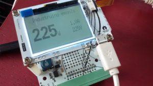 Measuring AC power with the Industruino PROTO