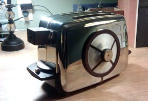 Create your own Red Dwarf Talkie Toaster replica