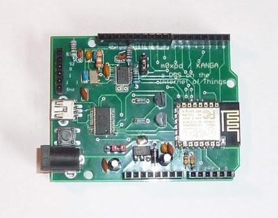 New ESP8266 Board