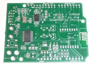 ESP8266 Production PCB