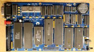 Zeta 2 single board computer
