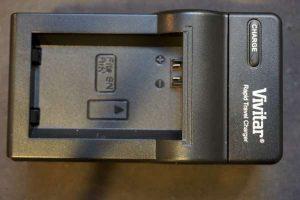 Teardown of a Vivitar Rapid battery charger
