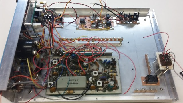 The Bitx40 Project ~Multi-Tasking at Work