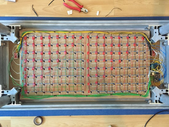 Stage Bench is an Arduino-based live controller table 3