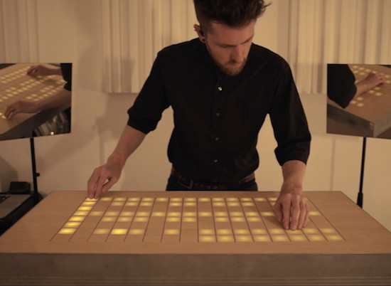 Stage Bench is an Arduino-based live controller table