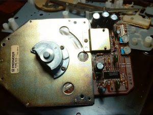 Pioneer PL-250 turntable restoration