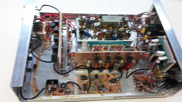 FPM5 Wiring Virtually Complete ~ Smoke Test is Complete! 12