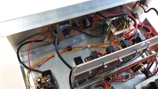 FPM5 Wiring Virtually Complete ~ Smoke Test is Complete! 13