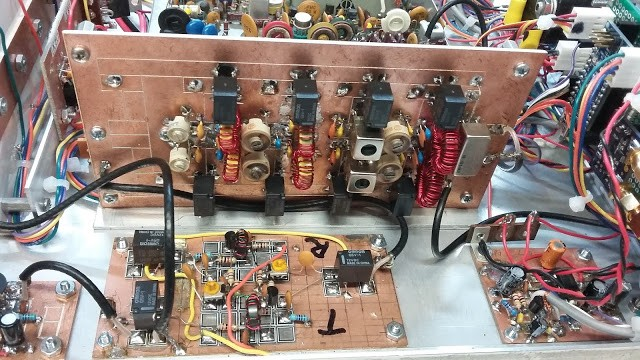 FPM5 Wiring Virtually Complete ~ Smoke Test is Complete! 16