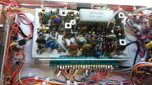 FPM5 Wiring Virtually Complete ~ Smoke Test is Complete! 15