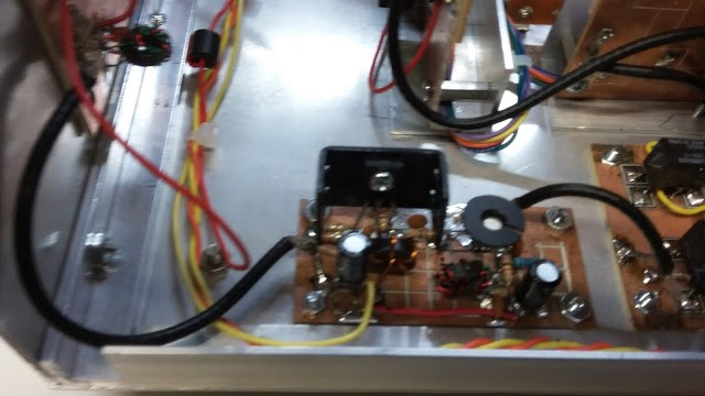 FPM5 Wiring Virtually Complete ~ Smoke Test is Complete! 17