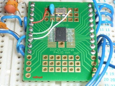 AD9834 and the IoT Beacon 9