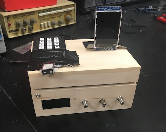 A four-factor lockbox