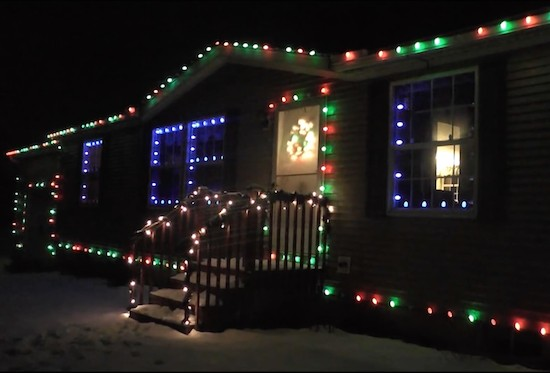 Control this Ohio home's Christmas lights over the Internet