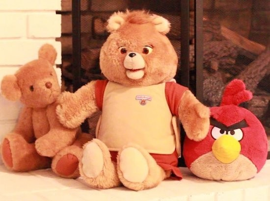 Hack your Teddy Ruxpin with Arduino, Raspberry Pi and Alexa