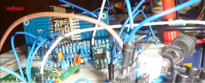AD9834 / ESP8266 Beacon