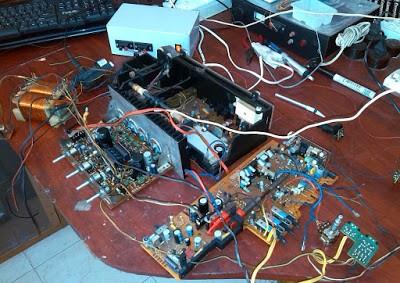 Telefunken HiFi Studio 1 restoration 5