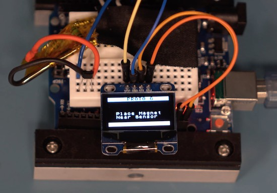 Measure a magnet's strength with this DIY Gauss Meter
