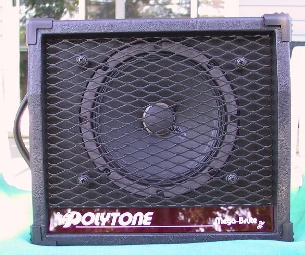 Polytone Amplifier Page