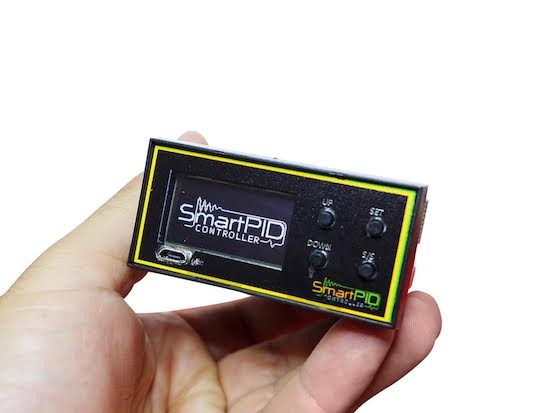 SmartPID is a smart temperature and process controller