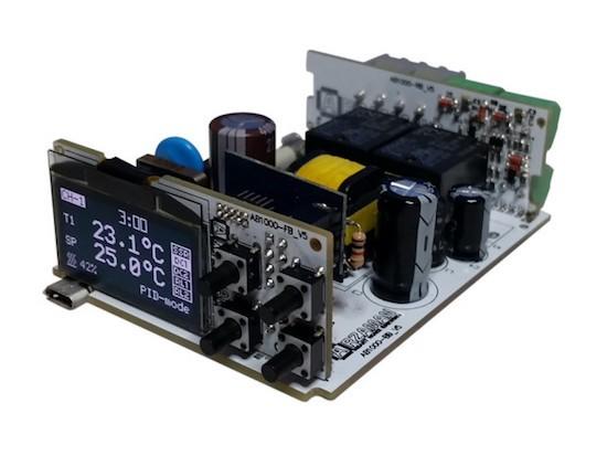 SmartPID is a smart temperature and process controller 3