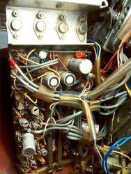 Sony TC-252 reel to reel player restoration