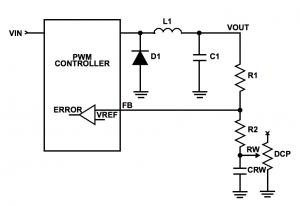 Fixed DC/DC Regulator Output Margining Using Digitally Controlled Potentiometer
