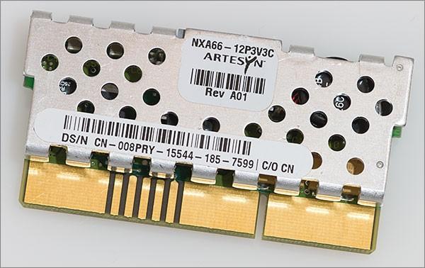 A high current power supply built around a server voltage regulator 2
