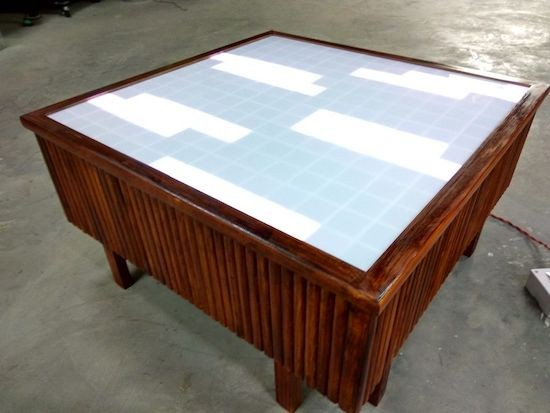 Dot² isn't your typical coffee table