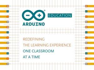 Join Arduino Education at Bett 2017