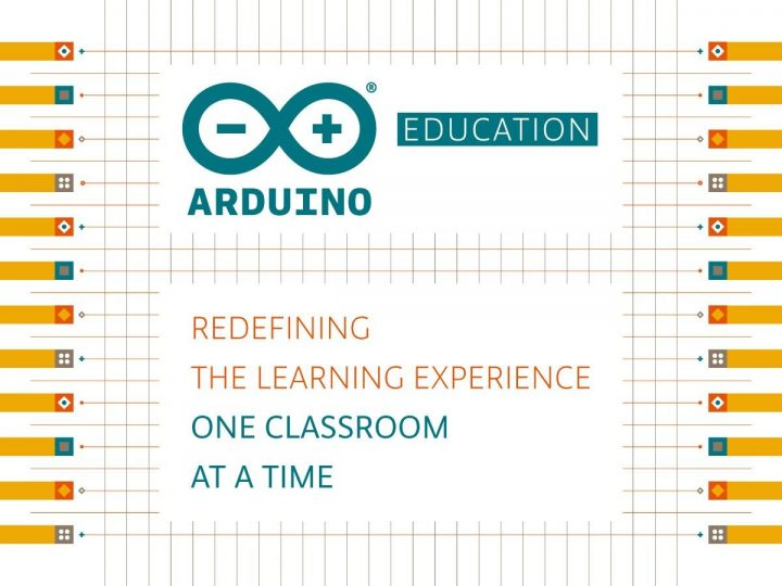 Join Arduino Education at Bett 2017