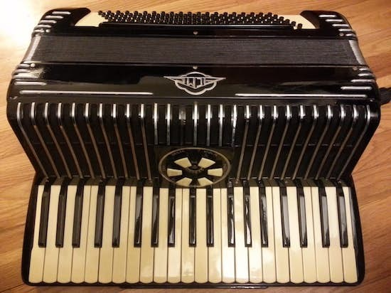 Build your own MIDI accordion with Arduino