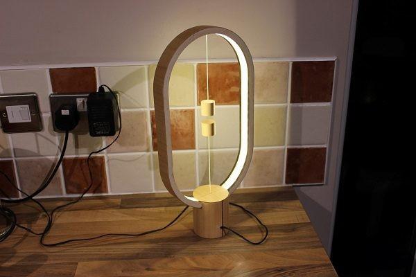 DIY Heng Lamp