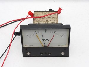 4-20ma panel meter teardown