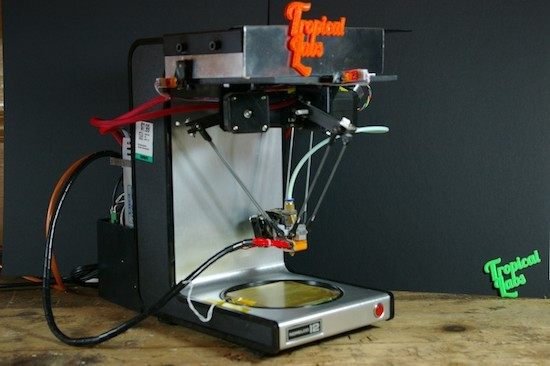 Converting a coffee maker into a 3D printer