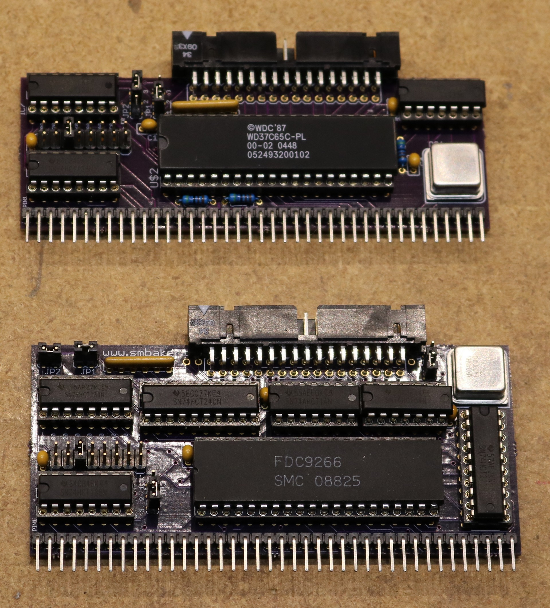 Z80 Retrocomputing Part 14 – RC2014 Floppy Controller Boards 5