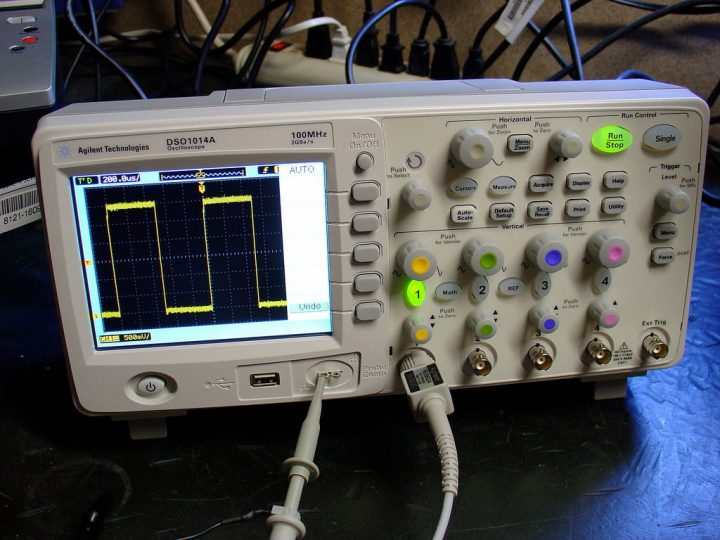 Build your own oscilloscope probes for power measurements (part 1)
