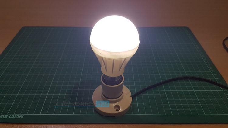 DIY LED Light Bulb (LED Lamp)