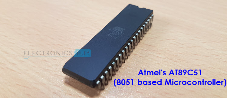 8051 Microcontroller Introduction and Basics