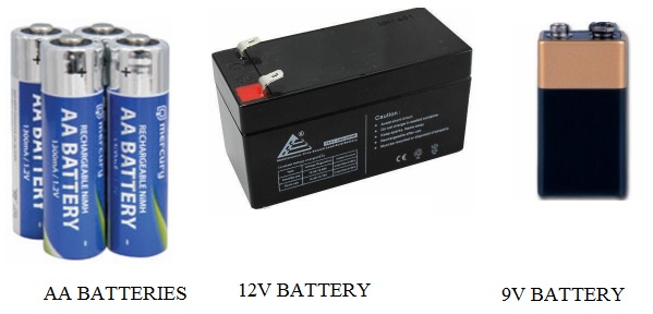 Know about Electronic Components, Displays, Power Source, Batteries and T&M Instruments 10
