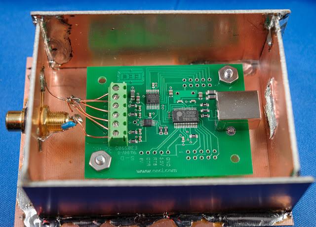 ADC – Jupiter Modular Receiver