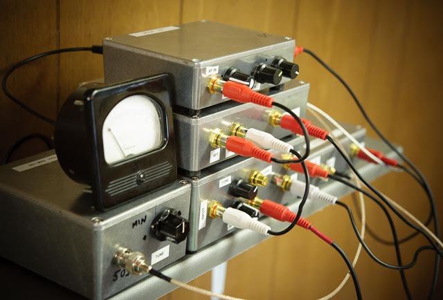 Log Amplifer – Jupiter Modular Receiver