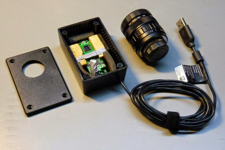 Build this DIY USB Soldering Microscope