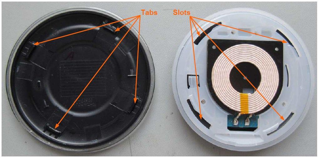 Samsung Wireless Charger Teardown (EP-PG9201) 13